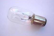 Лампа 2-х контактная. Цоколь без резьбы. Цена 200 руб.