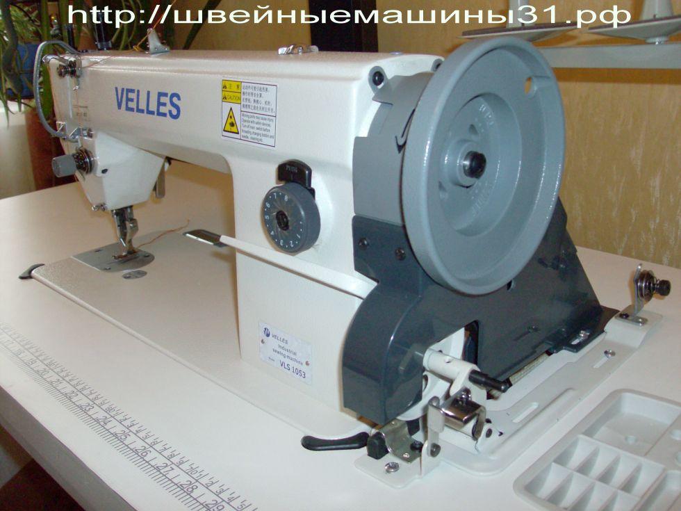 Швейная машина VELLES 1053  /  цена 32500 руб.! (фрикционный мотор)