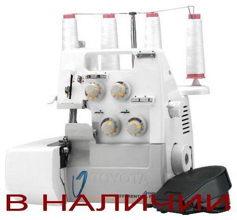 Оверлок TOYOTA 355  /  цена 16000 руб.!